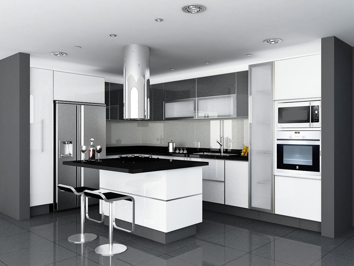 Cocina integral dise o precio casa dise o for Cotizacion cocina